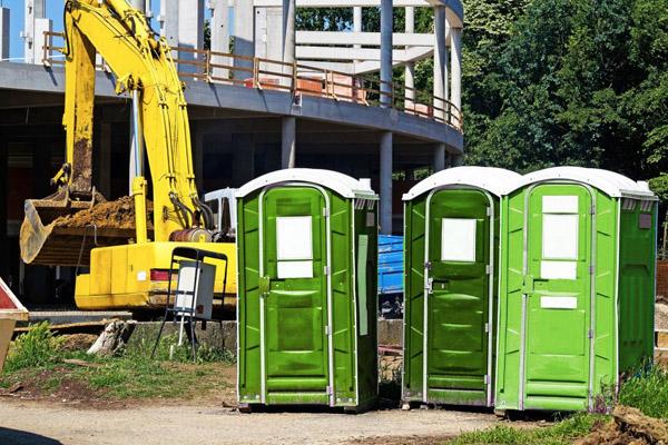 Toalety przenośne na budowę